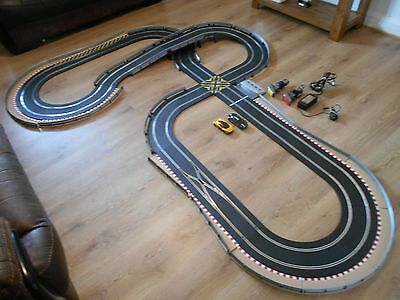 scalextric sport digital large layout tested & working