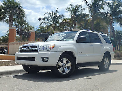 2008 Toyota 4Runner SR5 2008 TOYOTA 4RUNNER 4X4 V6 *NEW TIRES* (JUST SERVICED) GREAT CONDITION!