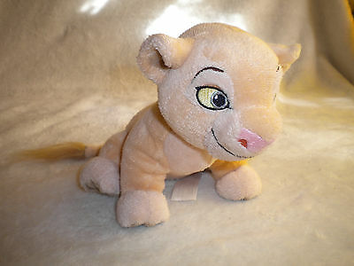 Official Genuine Disney Store - The Lion King Nala Soft Plush Toy 8""