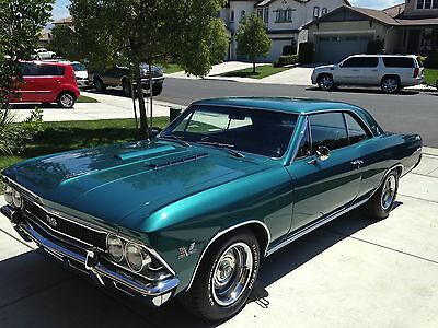 1966 Chevrolet Chevelle ss 1966 chevelle SS 396 #s matching
