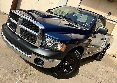 2003 Dodge Ram 1500 ST 2003 Dodge Ram 1500 ST - Great Work-Truck and Nice Looking Too! Tons of Upgrades