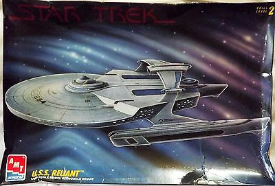 AMT Star Trek U.S.S. Reliant  1/650 scale