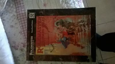 Rolemaster Standard Rules Rpg