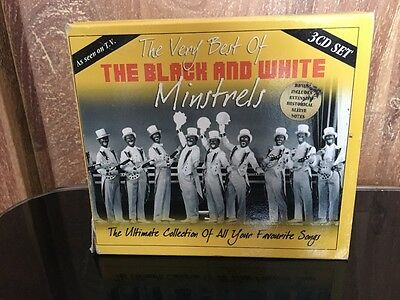 The Very Best Of The Black & White Minstrels 3Cd Set
