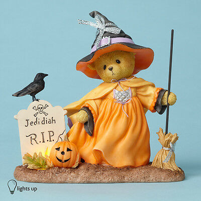 Cherished Teddies Delwyn ~ Share Spooky Fun With Everyone 4053447 NIB