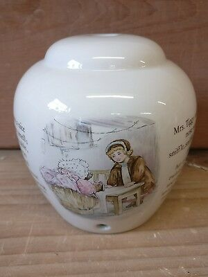 Wedgwood England Beatrix Potter Lamp Base Only See Pictures