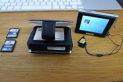 Cowon D2 Black 4GB Portable Multimedia Player - excellent condition retro tech