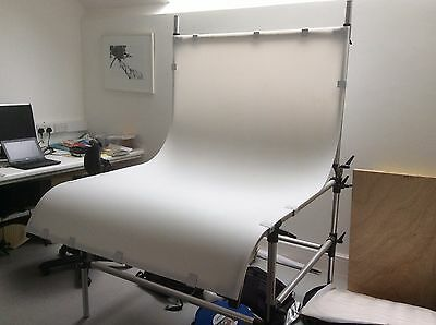 Manfrotto pro still life shooting table 220 - 200cm x 125cm x 3mm