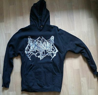 Unleashed Hood size M! Entombed Dismember Cannibal Corpse Incantation Grave