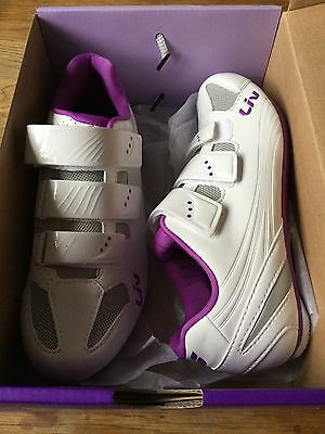 Giant Liv Ladies Regalo Ladies Cycling Shoes, New, Unused, Size 38