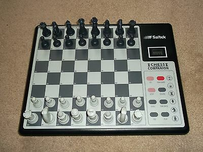 Saitek Chess Companion Electronic Chess Game