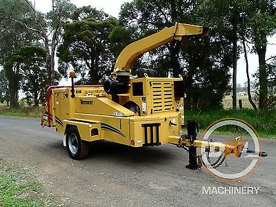 "Vermeer Bc1800Xl 19"" Drum/wood Chipper/wood/brush/chipper/mulcher/winch/bandit"