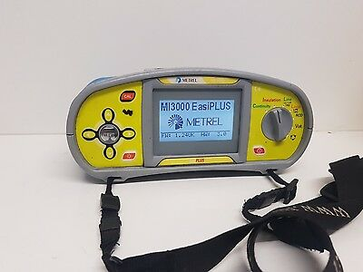 Metrel MI3000 Easiplus Multi Function Tester  PLUS