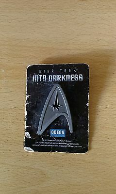 star trek into darkness badge
