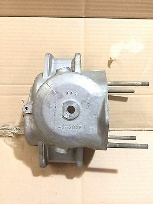 GENUINE BSA A&B GROUP 4 Speed Swinging Arm Gear Box Shell 42-3005 (NOS)