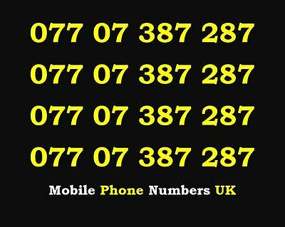 Special O2 Gold Vip Business Easy Mobile Number Diamond Platinum Phone Sim Card