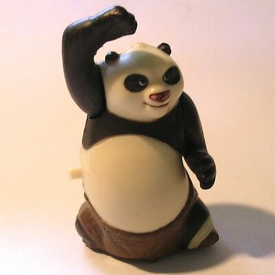 Adorable Kung Fu Panda wind-up toy from McDonalds