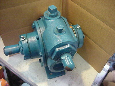 PSG Dover blackmer XL1.5 Petroleum oil sliding vane pump w/65psi relief valve
