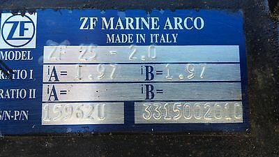 Italian Zf Marine Transmission, Never Used , Nos, 3Yrs Old