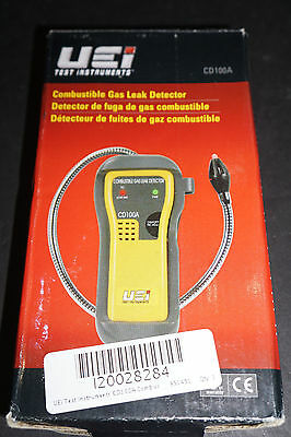 UEi Test Instruments CD100A Combustible Gas Leak Detector (FREE PRIORITY SHIP)