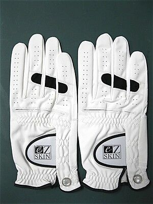 Men's Right Golf Glove - EZ Skin 2 pack Size XL-Reg