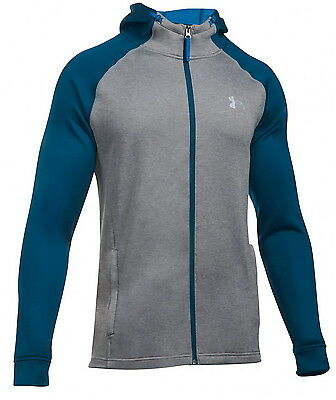 %% UNDER ARMOUR (statt 65 €) - ColdGear Terry Trainingskapuzenjacke Herren XL.