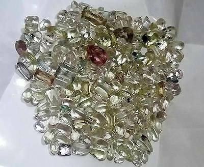 AAA+ Super Top Quality 1500cts Natural Mix Kunzite gemstones NR $