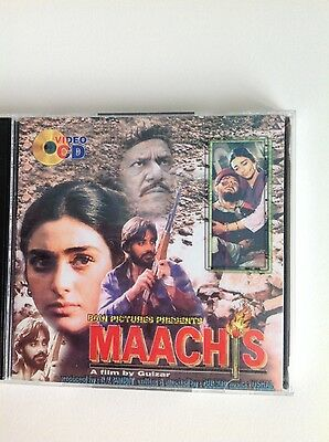 Bollywood Film, Maachis, 3 Video CDs