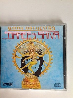 Biddu Orchestra, Dance of Shiva - 1 CD