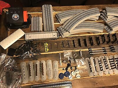 100+ Pcs Of Lionel Train Set Parts And Working Controller