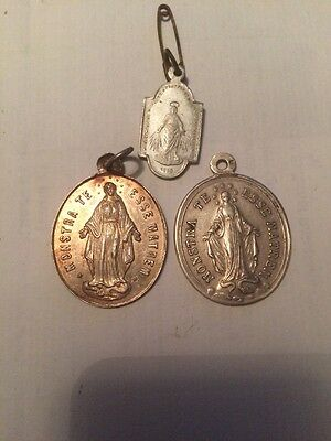 Congregation Of The Children Of Mary Medals