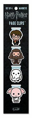 Re-marks Harry Potter Chibi Hogwarts Magnetic Page Clips