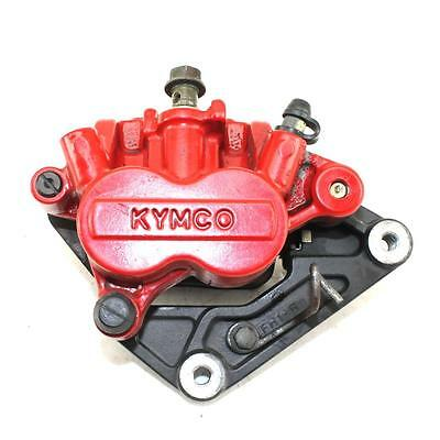 2009 Kymco Xciting 500 Ri Abs Oem Right Front Brake Caliper W Pads