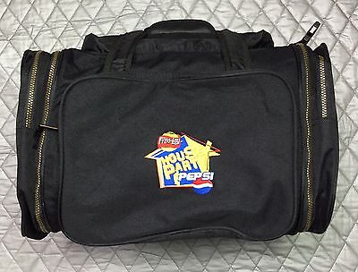 Vtg 90s House Party Movie Promo Air-Tex Large Duffle Bag Kid N Play Pepsi Fritos