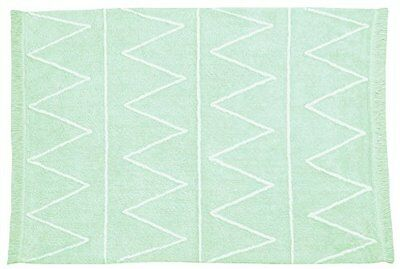 Lorena Canals C-HY-G Hippy Mint Washable Rug, Verde (q5a)