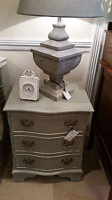 Hand Painted Regency Style Chest of Drawers Limited Free Delivery- See Listing