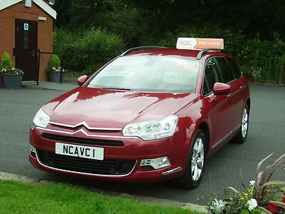 2009 (09) CITROEN C5 2.0 VTR PLUS HDI 5DR Manual