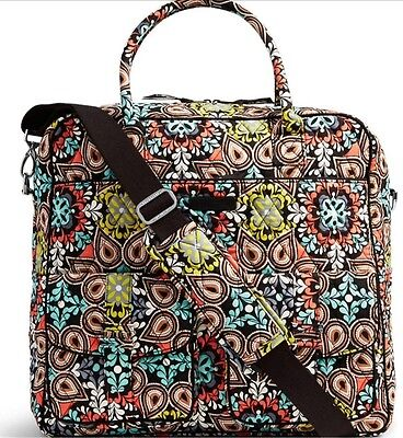 Vera Bradley Grand Cargo Bag In Sierra New With Tags
