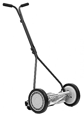 Great States 415-16 16-Inch Reel Mower Standard Full Feature Lawn Mower With T-S