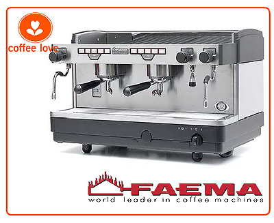 Commercial coffee machine -  Faema e98 President