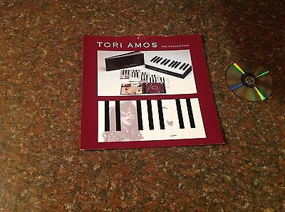 1 rare 2 sided PROMO 12x12.  .album Poster card TORI AMOS piano collection