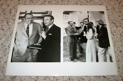 """This is Your Life"" 1971 Jonathan Winters The Carpenters Ralph Edwards bw 8x10"