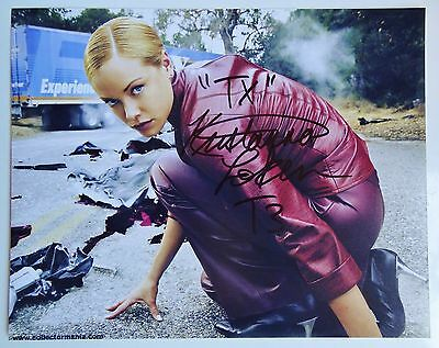 Kristanna Loken - Terminator 3 Rise of the Machines - T3 - TX - Signed Photo