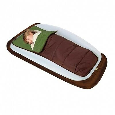 The Shrunks Indoor Toddler Travel Bed with Electric Pump 2046-0071