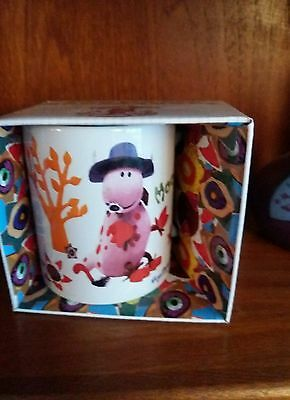 Magic Roundabout Ermintrude Mug. New