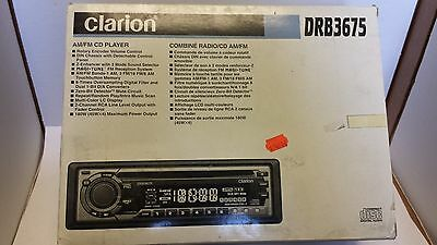 Clarion DRB3675 Car Stereo