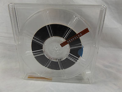 "Vintage Ca 1970s 8mm Home Movie ~ PENFOLDS ~ 5"" Reel in Hard Case"