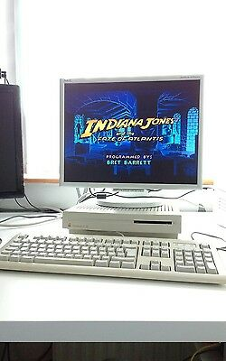 Vintage Apple Macintosh LC III Perfect, - Loaded with Classic Titles