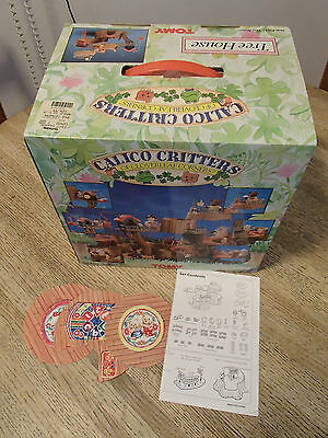 Box only for Sylvanian Calico Critters Tomy tree house treehouse