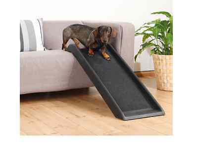 Pet Ramps For Small Dogs Large Bed SUV Deck Porch Steps Safety Elderly Sick Old